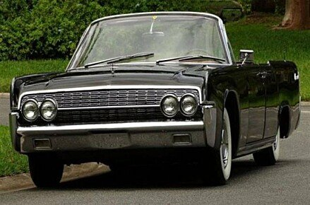 1962 Lincoln Continental for sale 100897679