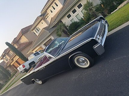 1962 Lincoln Continental for sale 100904940