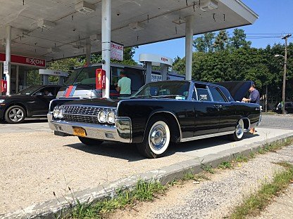 1962 Lincoln Continental Executive for sale 100929477
