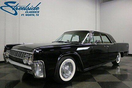 1962 Lincoln Continental for sale 100989013