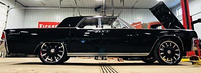 1962 Lincoln Continental for sale 101004089