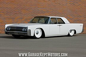 1962 Lincoln Continental for sale 101045994