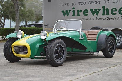 1962 Lotus Seven for sale 100834810