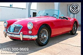 1962 MG MGA for sale 101057024