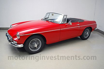 1962 MG MGB for sale 100755459