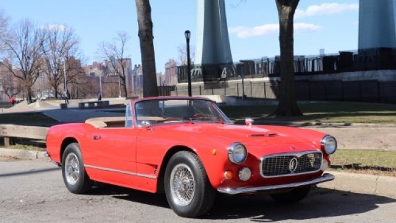 1962 Maserati 3500 GT for sale near Queens, New York 11103 - Classics on Autotrader