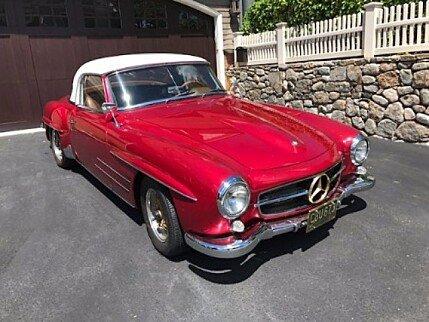1962 Mercedes-Benz 190SL for sale 100882820