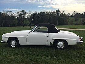 1962 Mercedes-Benz 190SL for sale 101054871