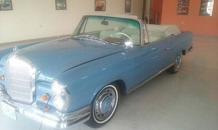 1962 Mercedes-Benz 220SE for sale 100826955