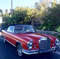 1962 Mercedes-Benz 220SE for sale 100873267