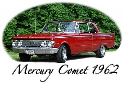 1962 Mercury Comet for sale 100857492