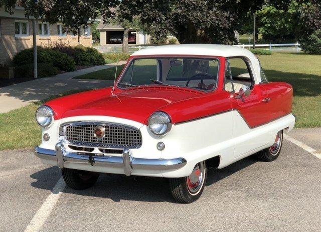 1962 nash metropolitan classics for sale classics on autotrader VW Nash Metropolitan