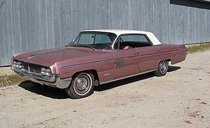 1962 Oldsmobile Ninety-Eight for sale 100745607