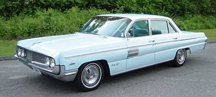 1962 Oldsmobile Ninety-Eight for sale 100872734