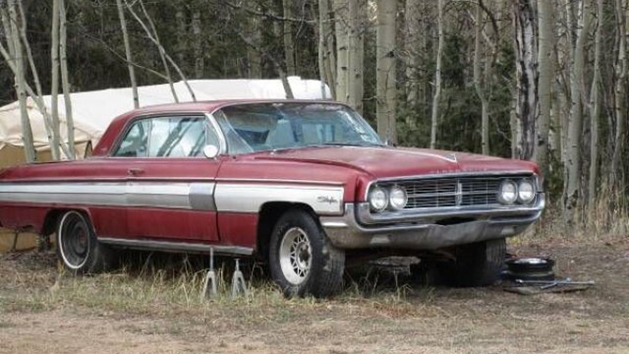 1962 Oldsmobile Starfire for sale 100873909
