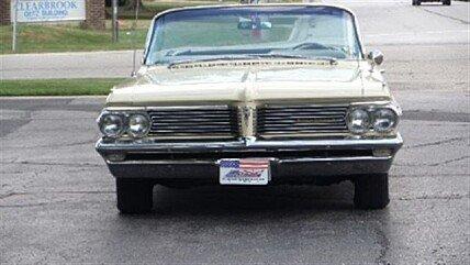 1962 Pontiac Bonneville for sale 100780528