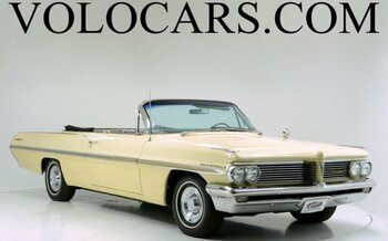 1962 Pontiac Bonneville for sale 100846444