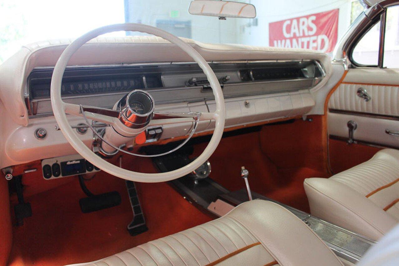 1962 Pontiac Grand Prix for sale near Fairfield ...