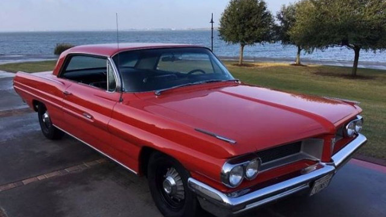 1962 Pontiac Grand Prix for sale 100926832