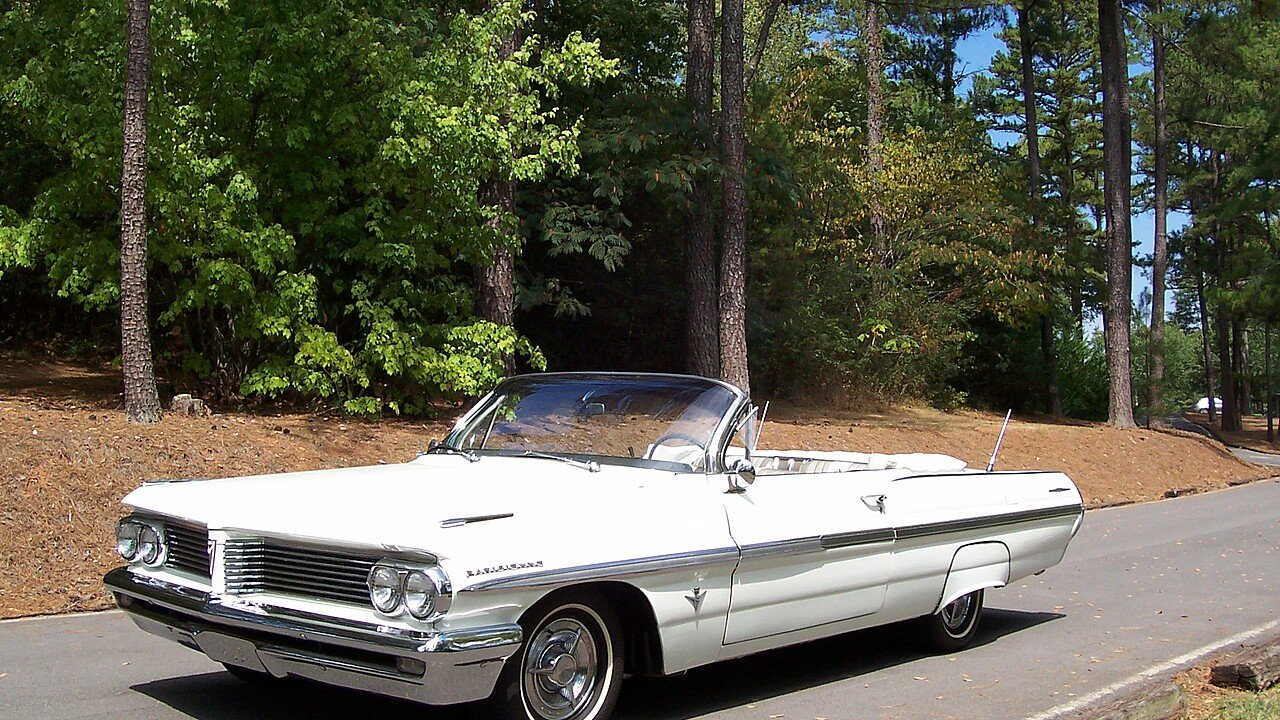 1962 Pontiac Parisienne for sale 100996944
