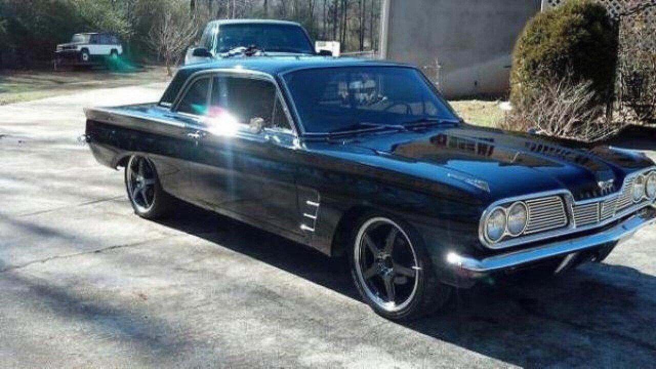 1962 Pontiac Tempest 1962 Pontiac Tempest For Sale Near Cadillac Michigan 49601