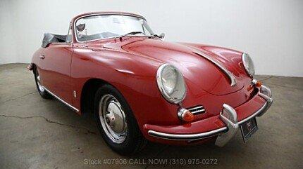 1962 Porsche 356 for sale 100845363