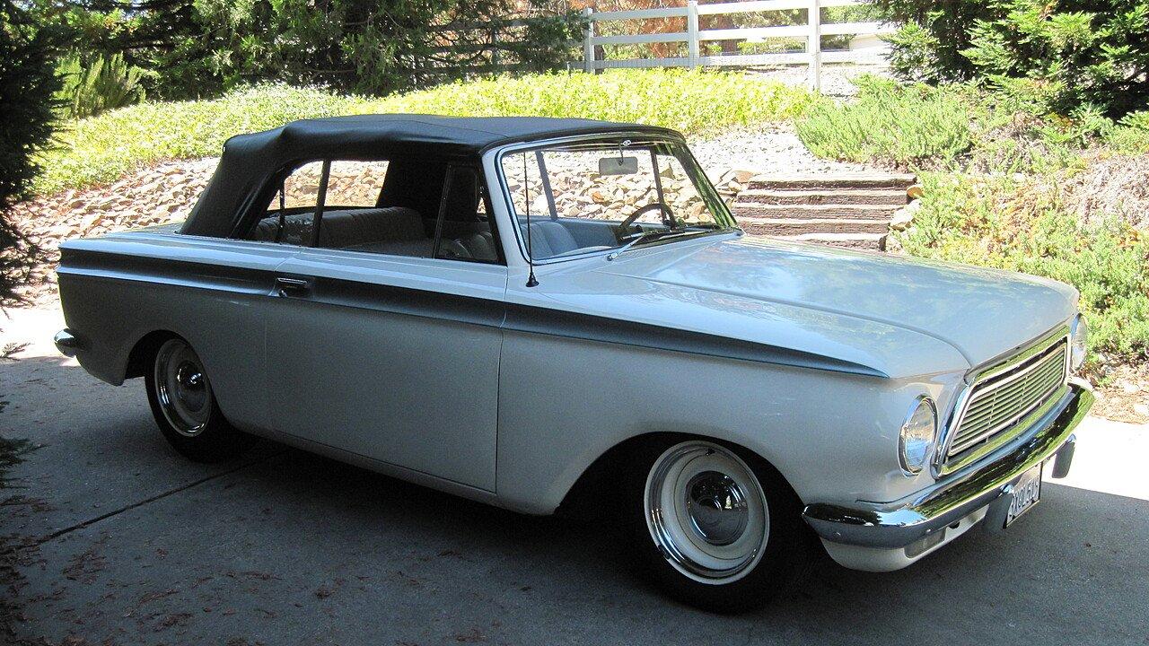 1962 rambler american for sale near auburn california for American classic wheels for sale