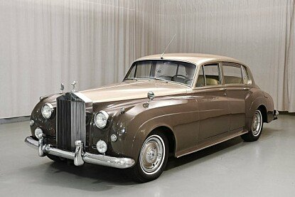 1962 Rolls-Royce Silver Cloud for sale 100798316