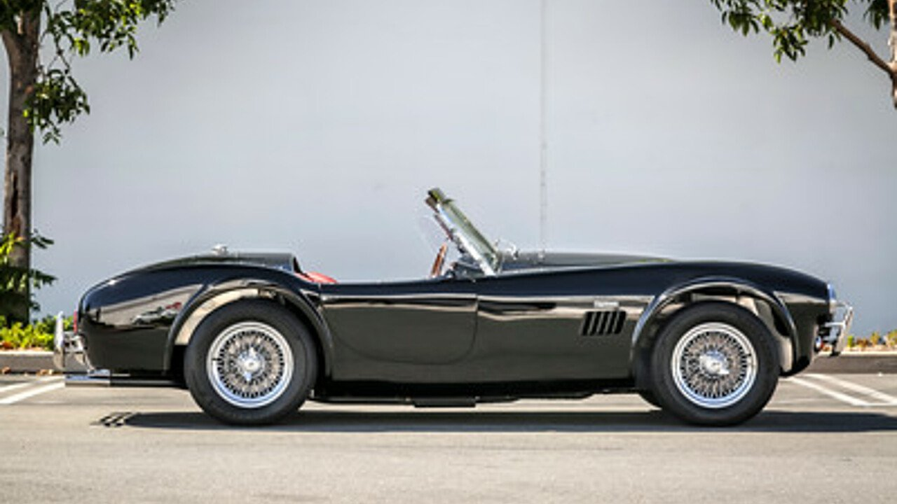1962 Shelby Cobra-Replica for sale near Irvine, California 92618 ...
