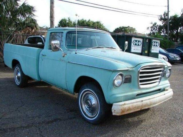 572 Chevrolet >> 1962 Studebaker Champ Classics for Sale - Classics on Autotrader