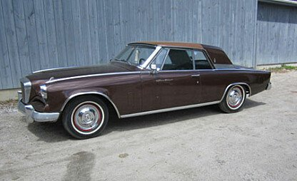 1962 Studebaker Gran Turismo Hawk for sale 100745624