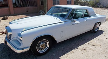 1962 Studebaker Gran Turismo Hawk for sale 100892987