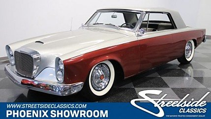 1962 Studebaker Gran Turismo Hawk for sale 100994200
