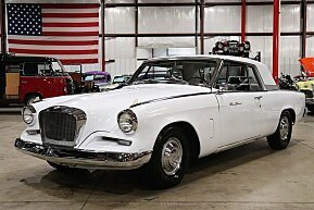 1962 Studebaker Gran Turismo Hawk for sale 101050817