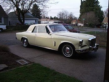 1962 Studebaker Other Studebaker Models for sale 100853040