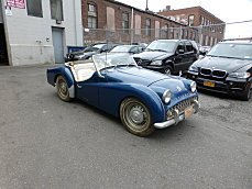1962 Triumph TR3A for sale 100774160