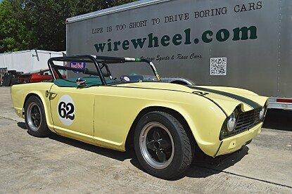 1962 Triumph TR4 for sale 100736941