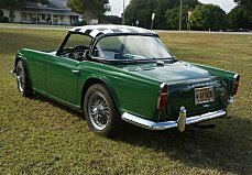 1962 Triumph TR4 for sale 100814630
