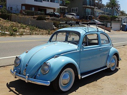 1962 Volkswagen Beetle for sale 100851461