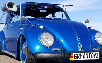 1962 Volkswagen Beetle for sale 100896575