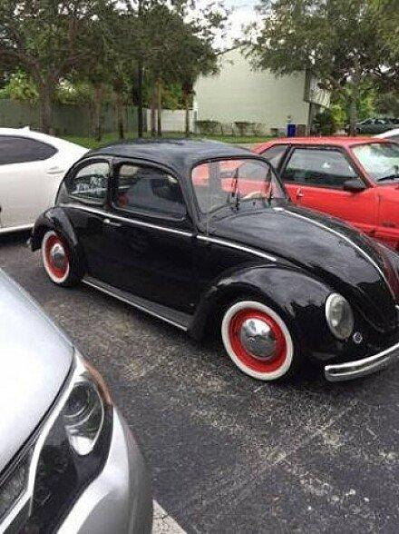 1962 Volkswagen Beetle for sale 100951139