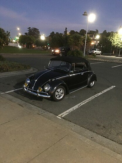 1962 Volkswagen Beetle Convertible for sale 101054411