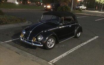1962 Volkswagen Beetle Convertible for sale 101054411