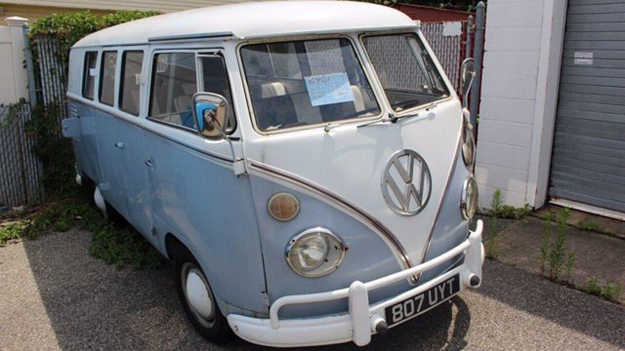 1962 Volkswagen Vans for sale near Riverhead, New York 11901 ...