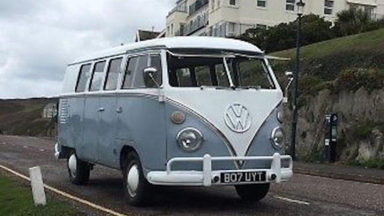 1962 Volkswagen Vans for sale near Cadillac, Michigan 49601 ...