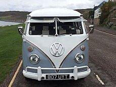 1962 Volkswagen Vans for sale 100891821