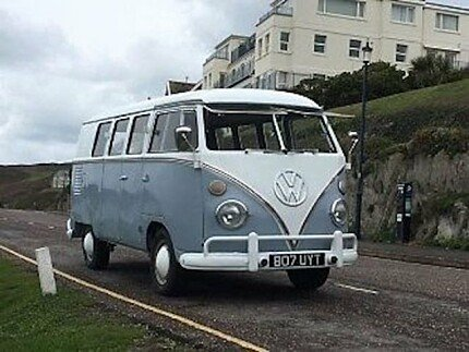 1962 Volkswagen Vans Clics for Sale - Clics on Autotrader