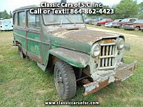 1962 Willys Other Willys Models for sale 100741599