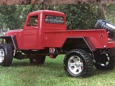 1962 Willys Pickup for sale 100835456