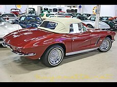 1962 chevrolet Corvette for sale 100958015